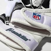 Franklin Las Vegas Raiders Youth Receiver Gloves product image