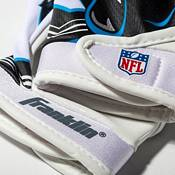 Franklin Youth Carolina Panthers Receiver Gloves product image