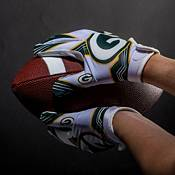 Franklin Youth Green Bay Packers Receiver Gloves product image