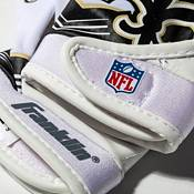 Franklin Youth New Orleans Saints Receiver Gloves product image