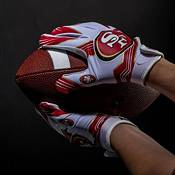 Franklin Youth San Francisco 49ers Receiver Gloves product image