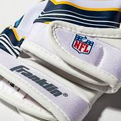 Franklin Youth Los Angeles Chargers Receiver Gloves product image