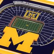 You the Fan Michigan Wolverines 3D Stadium Views Coaster Set product image