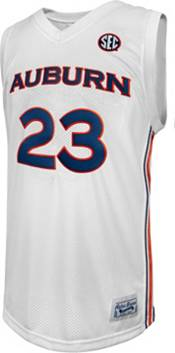 Retro Brand Men's Auburn Tigers Isaac Okoro #23 White Replica Basketball Jersey product image
