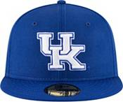 New Era Men's Kentucky Wildcats Blue 59Fifty Fitted Hat product image