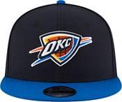 New Era Youth Oklahoma City Thunder 9Fifty Adjustable Snapback Hat product image