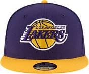 New Era Youth Los Angeles Lakers 9Fifty Adjustable Snapback Hat product image