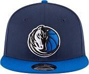 New Era Men's Dallas Mavericks 9Fifty Two Tone Adjustable Snapback Hat product image