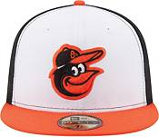 New Era Men's Baltimore Orioles 59Fifty Home White/Black Authentic Hat product image