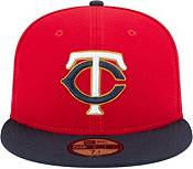 New Era Men's Minnesota Twins 59Fifty Alternate Red Authentic Hat product image