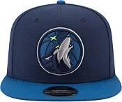 New Era Men's Minnesota Timberwolves 9Fifty Adjustable Snapback Hat product image