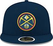 New Era Youth Denver Nuggets 59Fifty Navy Authentic Hat product image