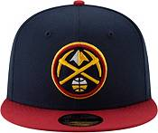 New Era Men's Denver Nuggets 9Fifty Two- Tone Adjustable Snapback Hat product image