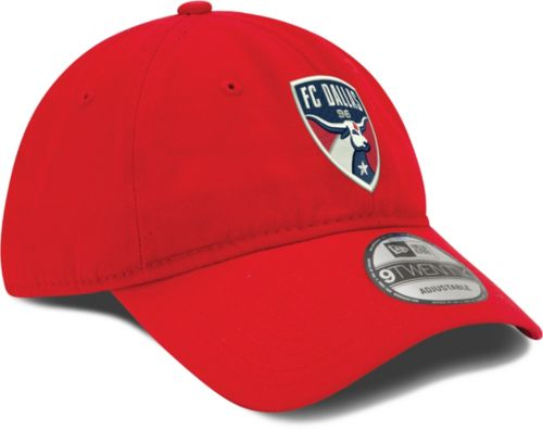 4a005f70da0 New Era Men s FC Dallas 9Twenty Adjustable Hat. noImageFound. Previous. 1.  2. 3