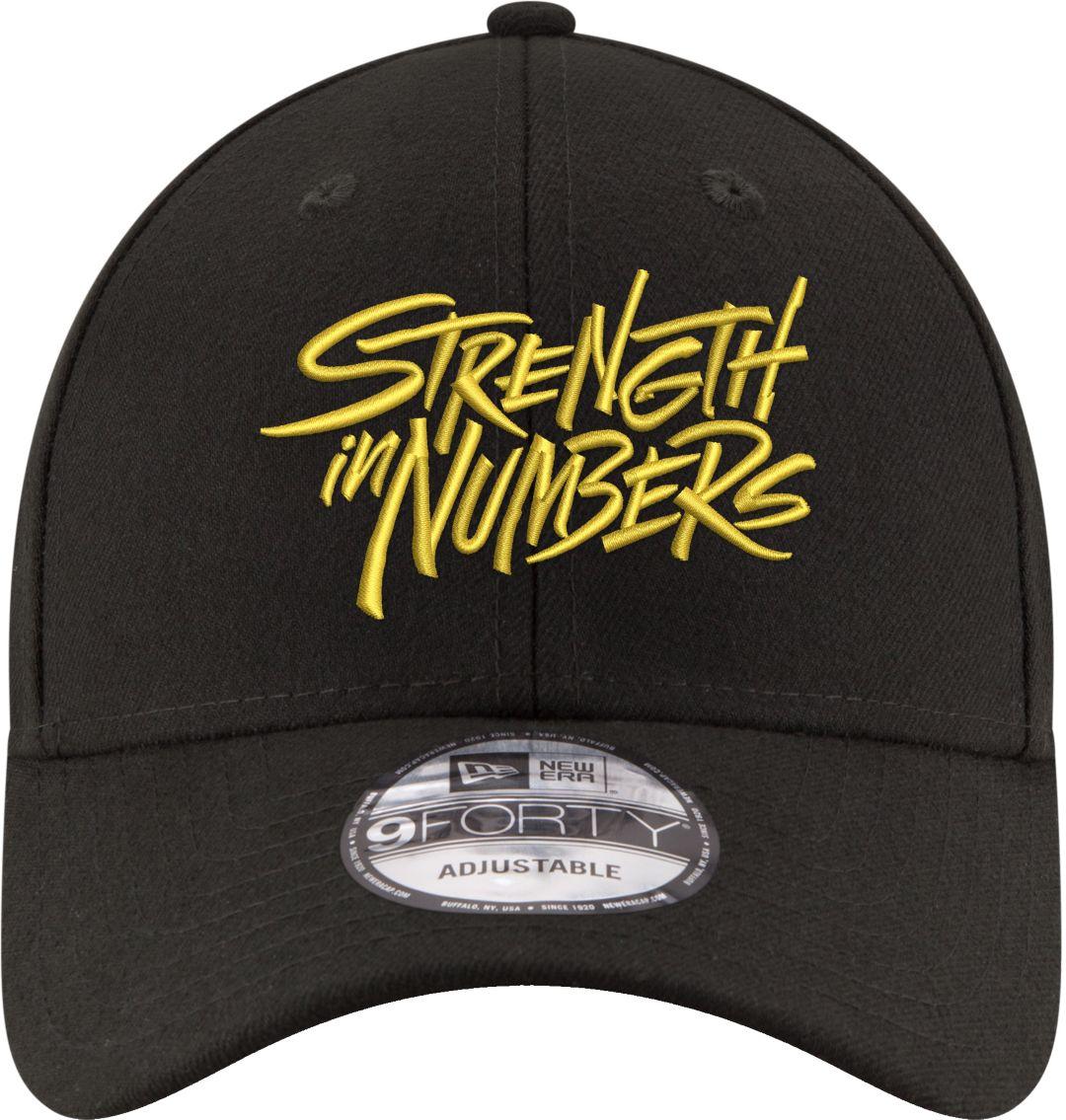 wholesale dealer b8167 4c4f8 New Era Men s Golden State Warriors 9Forty