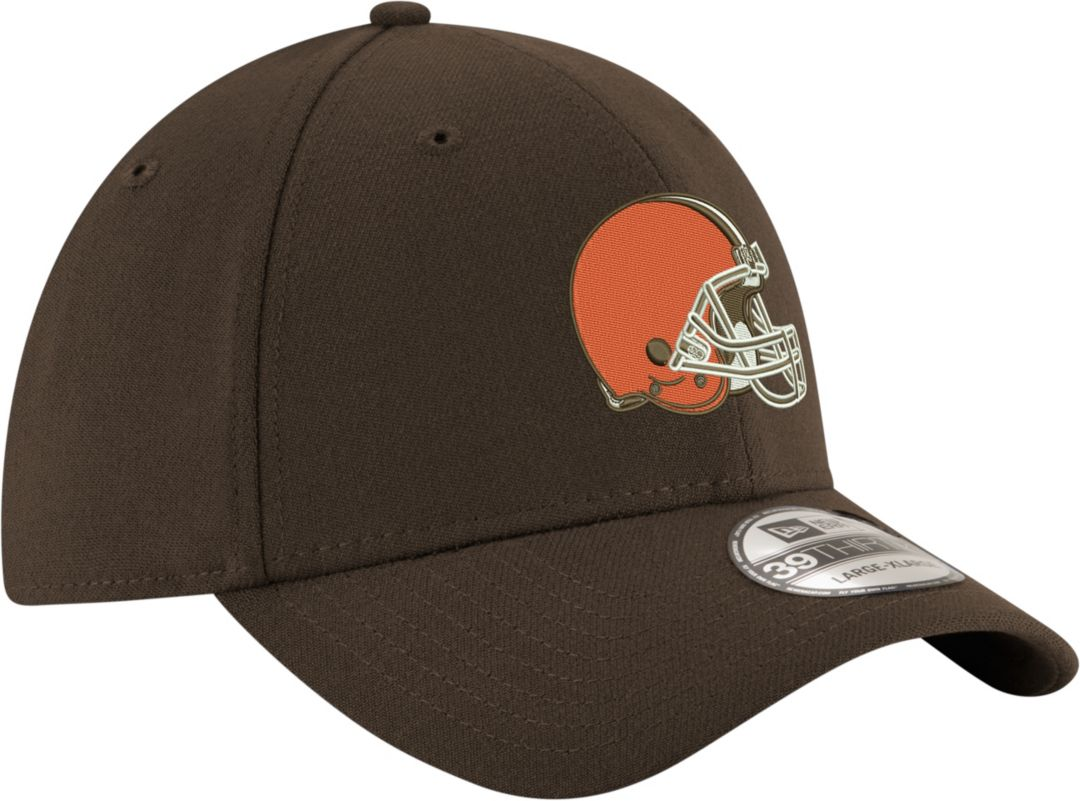 super cute c5005 4eb68 New Era Men s Cleveland Browns Team Classic 39Thirty Brown Stretch Fit Hat.  noImageFound. Previous. 1. 2. 3