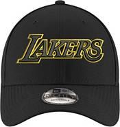 New Era Men's Los Angeles Lakers Black Mamba 9FORTY Adjustable Hat product image