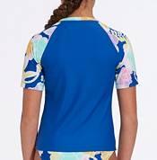 DSG Girls' Yoga Practice Short Sleeve Rash Guard product image