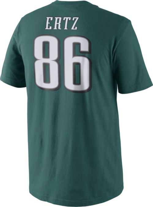 693c0e91ca2 Nike Men s Philadelphia Eagles Zach Ertz  86 Pride Green T-Shirt.  noImageFound. Previous. 1. 2. 3