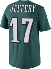 Nike Men's Philadelphia Eagles Alshon Jeffery #17 Pride Green T-Shirt product image