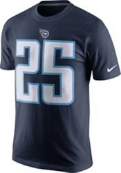 Nike Men's Tennessee Titans Adoree' Jackson #25 Pride Navy T-Shirt product image