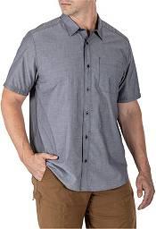 5.11 Tactical Men's Carson Button Down T-Shirt product image