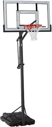 "Lifetime 54"" Steel Framed Power Lift Portable Basketball Hoop product image"