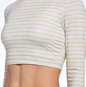 Patagonia Women's Swell Seeker Cropped Long Sleeve Rash Guard product image