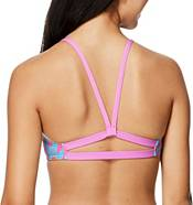 Speedo Women's Printed Fixed Back Bikini Top product image