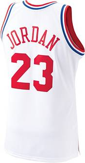Mitchell & Ness Men's Michael Jordan #23 Authentic 1991 NBA All-Star White Jersey product image