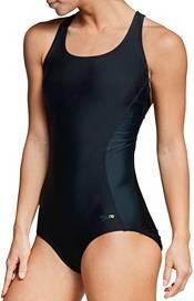 Speedo Women's Rib Illusion Splice One Piece Swimsuit product image