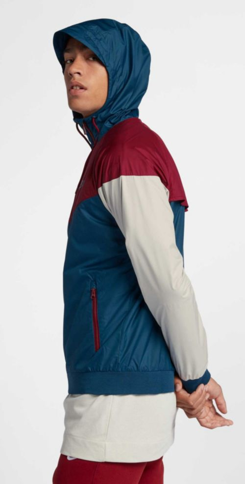89954f602d3c Nike Men s Windrunner Full Zip Jacket