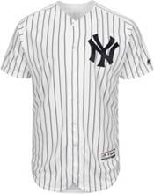 Majestic Men's Authentic New York Yankees Home White Flex Base On-Field Jersey product image