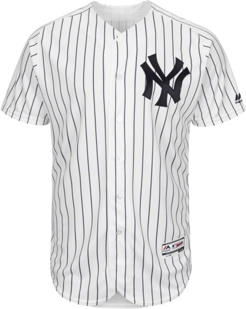 99db4dc1411 Majestic Men s Authentic New York Yankees Reggie Jackson  44 Home White  Flex Base On-Field Jersey