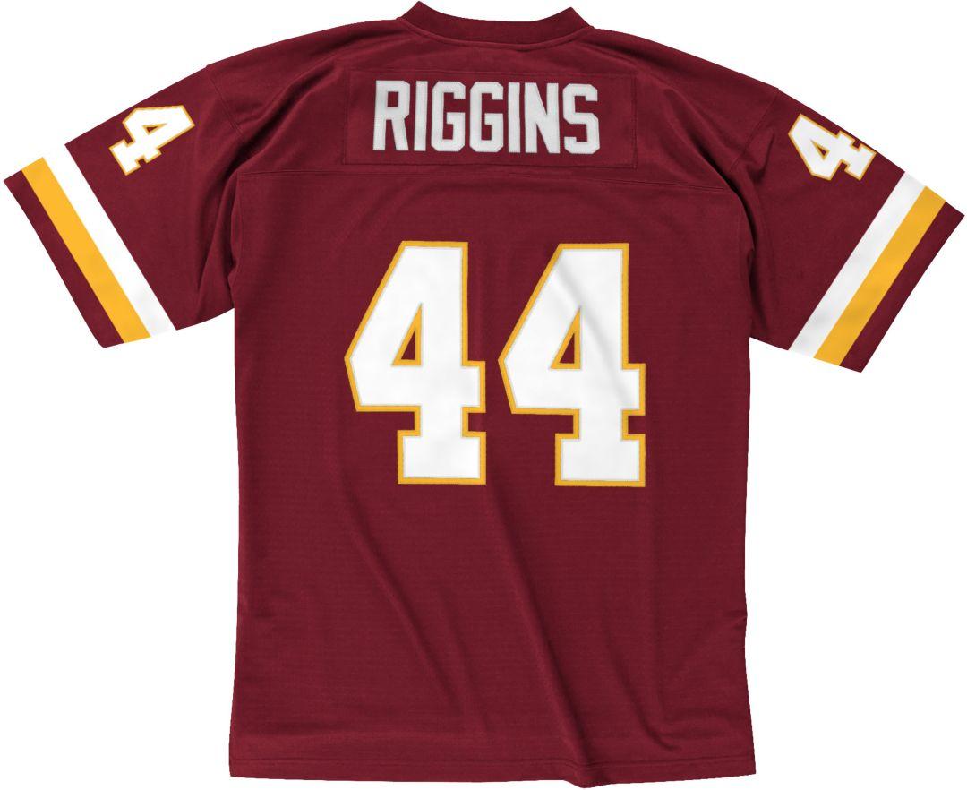 4f1f847a Mitchell & Ness Men's 1983 Home Game Jersey Washington Redskins John  Riggins ...