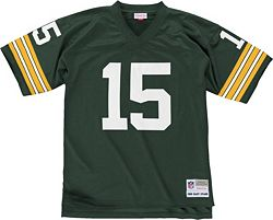 2f69ddf4 Mitchell & Ness Men's 1969 Home Game Jersey Green Bay Packers Bart Starr #15