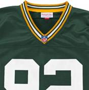 Mitchell & Ness Men's 1996 Home Game Jersey Green Bay Packers Reggie White #92 product image