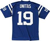 Mitchell & Ness Men's 1967 Home Game Jersey Indianapolis Colts Johnny Unitas #19 product image