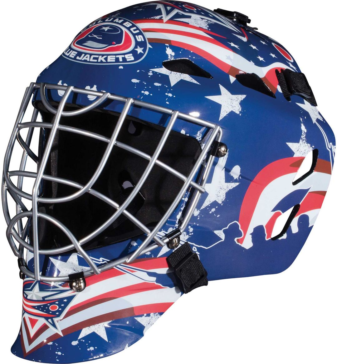 Franklin Junior Nhl Team Street Hockey Goalie Mask Dick S Sporting