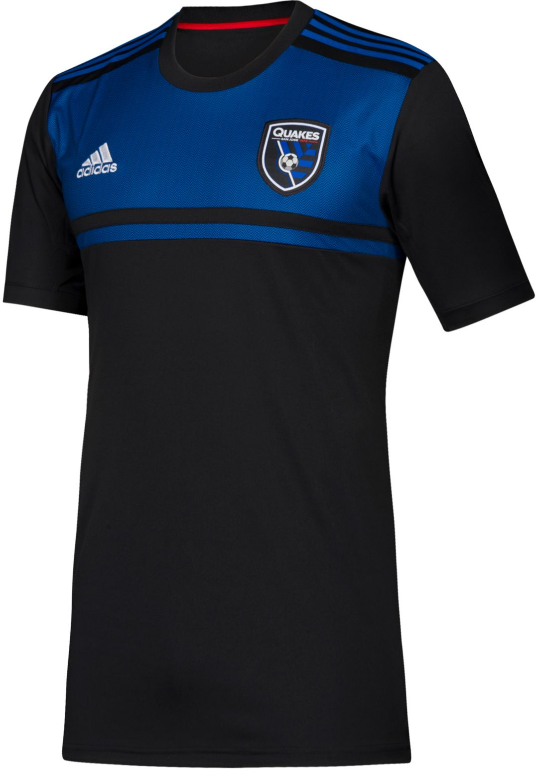 buy online 43325 9dd05 adidas Youth San Jose Earthquakes Primary Replica Jersey