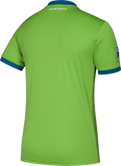 a20c23540 adidas Men s Seattle Sounders Primary Replica Jersey. noImageFound.  Previous. 1. 2. 3