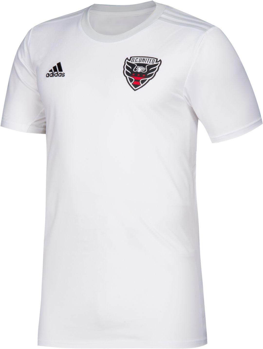 newest 0f6d6 543ef adidas Men's D.C. United Secondary Replica Jersey