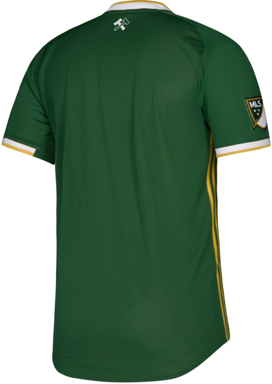 hot sale online 7ac77 228a9 adidas Men's Portland Timbers Primary Authentic Jersey
