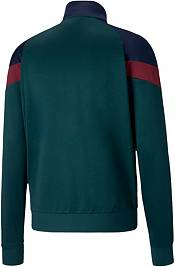 PUMA Men's Italy Iconic Green Full-Zip Jacket product image