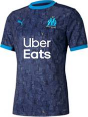 PUMA Men's Marseille '20 Stadium Away Replica Jersey product image