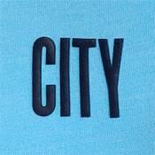 PUMA Men's Manchester City Evostripe Blue T-Shirt product image