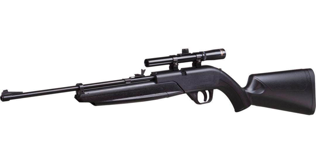 Crosman Pumpmaster 760 Pellet / BB Gun - Black with Scope