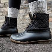 Sperry Women's Saltwater Quilted Waterproof Winter Boots product image