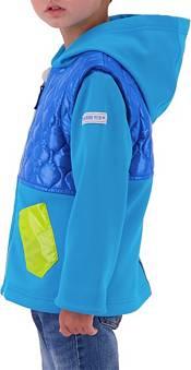 Obermeyer Boys' Hayden Hybrid Fleece Jacket product image