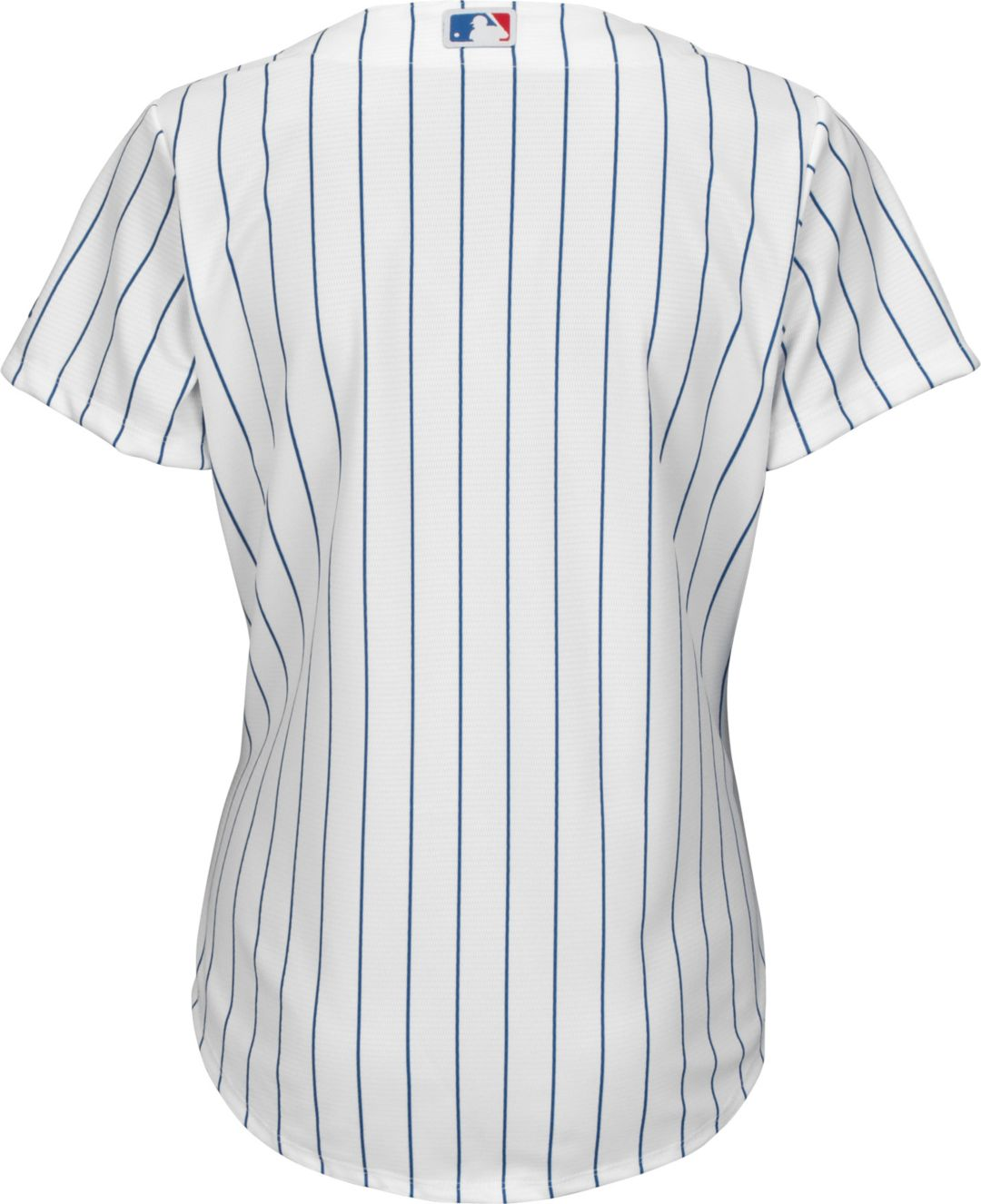 buy popular 011ba 54117 Majestic Women's Replica Chicago Cubs Cool Base Home White Jersey